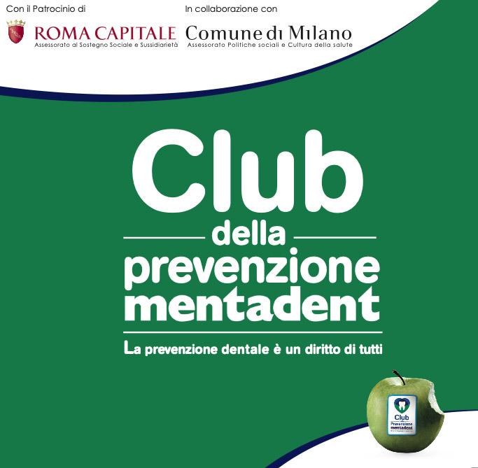 Club della prevenzione Mentadent