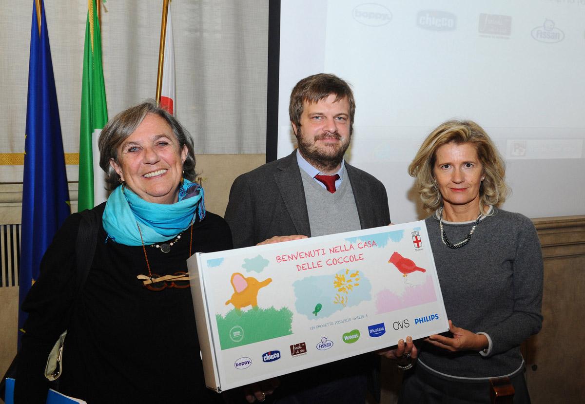Conferenza Stampa Palazzo Marino 2017 | Benvenuti nella casa delle coccole