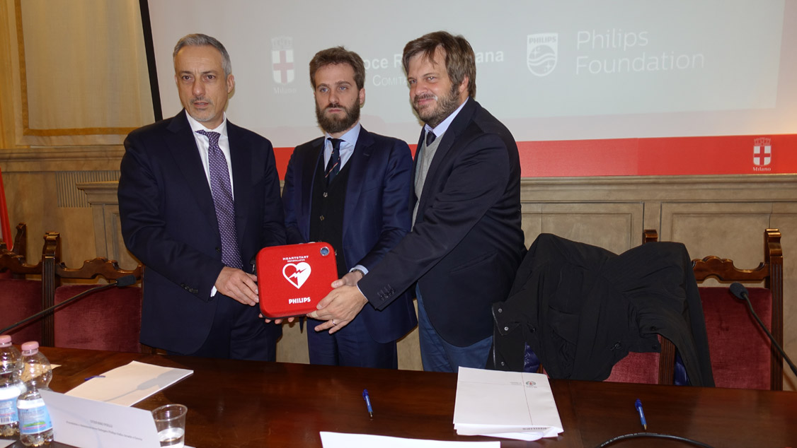 Conferenza Stampa Palazzo Marino