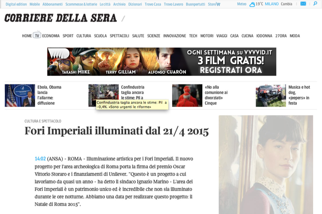 Corriere Roma