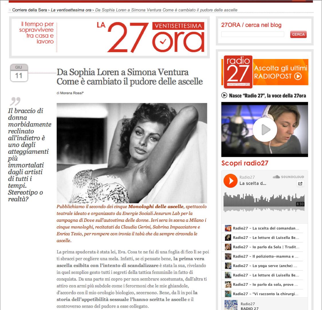 La 27 Ora