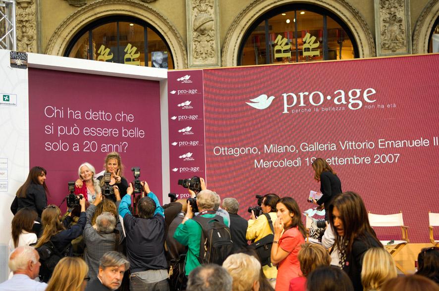 Dove Pro Age | Evento